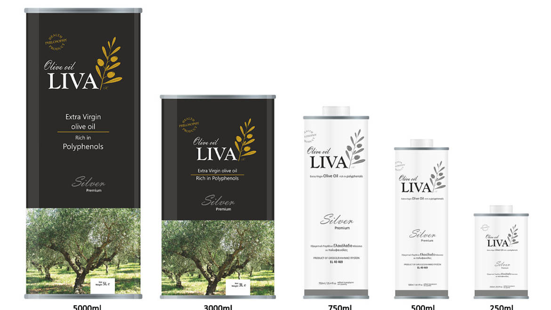 LIVA SILVER (μη βιολογικό)