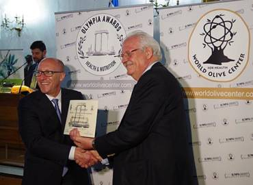 Olive Oil LIVA won Gold Award for the second consecutive year