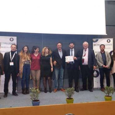 "First Prize for ""Renovation and Entrepreneurship 2018"" for Aristoil"