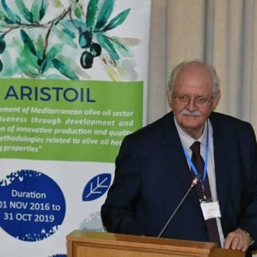Ο Ν.Κρημνιανιώτης συντονιστής του διεθνούς συνεδρίου του ευρωπαϊκού προγράμματος INTERREG MED «ARISTOIL»