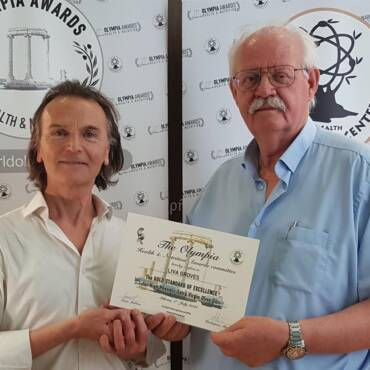Για έκτη συνεχή χρονιά χρυσό βραβείο στο Ελαιόλαδο ΛΙΒΑ